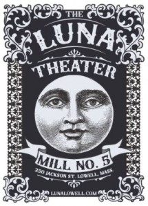 The Luna Theater in Lowell