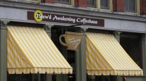 Brew'd Awakening Coffeehaus
