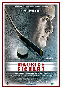"See ""The Rocket: The Maurice Richard Story"" at 7PM as part of Lowell's Franco-American week"