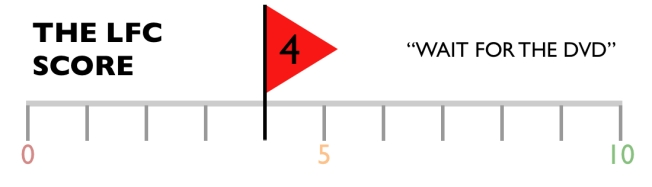 The LFC Score = 4