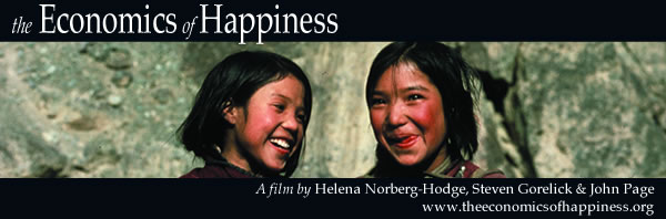 """The Economics of Happiness"" screens in Lowell, April 30!"