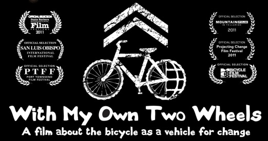 """With My Own Two Wheels"" screens in Lowell, June 25th!"