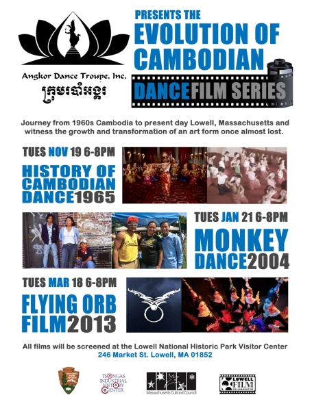 Angkor Dance Troupe Film Series